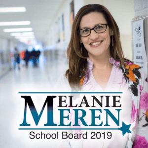 Melanie for Fairfax County School Board